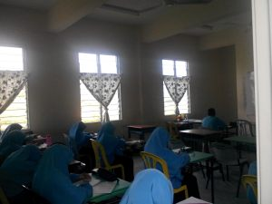 Pelajar-pelajar Tingkatan 4 Al-Biruni