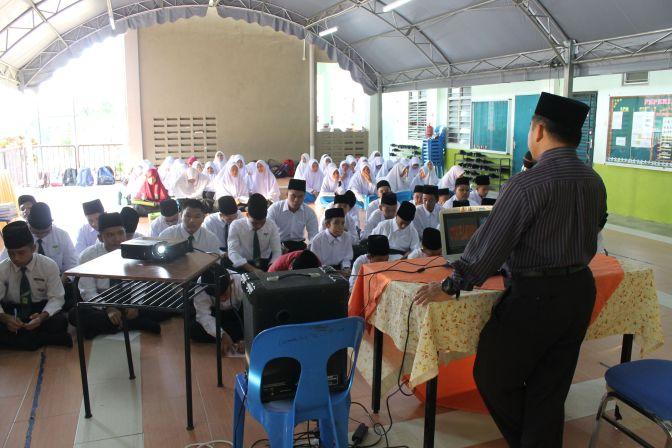 ORIENTASI PELAJAR TINGKATAN 1 & TINGKATAN 4 SEKOLAH MENENGAH ISLAM AS SYDDIQ 2017
